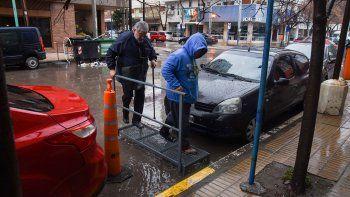 ¿lluvias y chaparrones para hoy?: mira como va a estar el tiempo