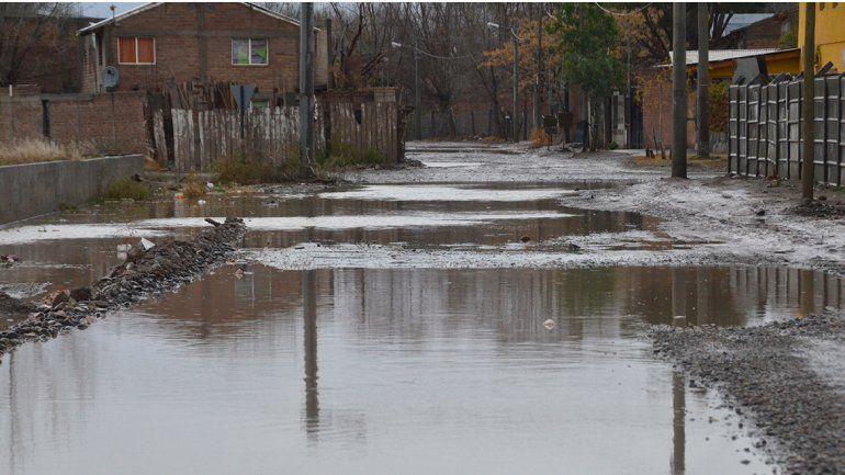 La lluvia duplicó a la mayor precipitación diaria histórica para julio