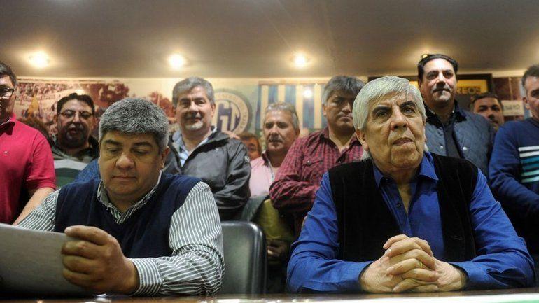 Gobierno multa en $810 millones a Hugo Moyano