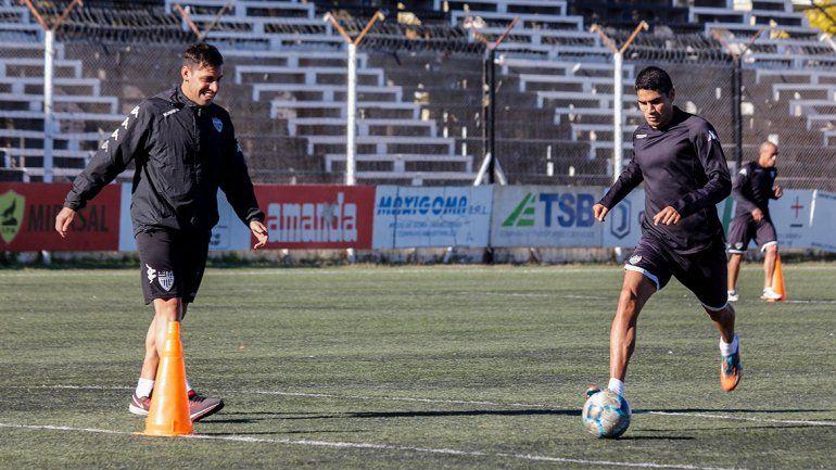 Matías Sosa definirá en los próximos días dónde continuará su carrera.