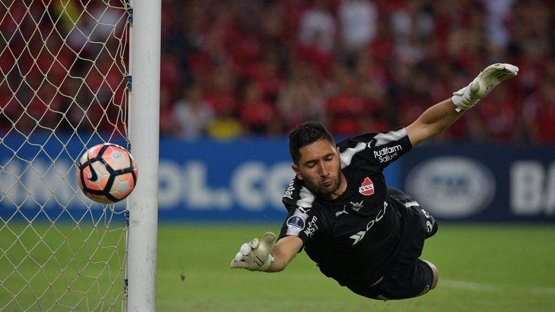 Campaña viene del Mundial con Uruguay y hoy juega en Formosa.