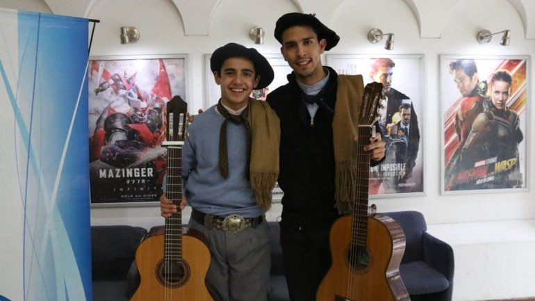 El Cine Teatro Español se viste de gaucho el domingo con un encuentro de payadores