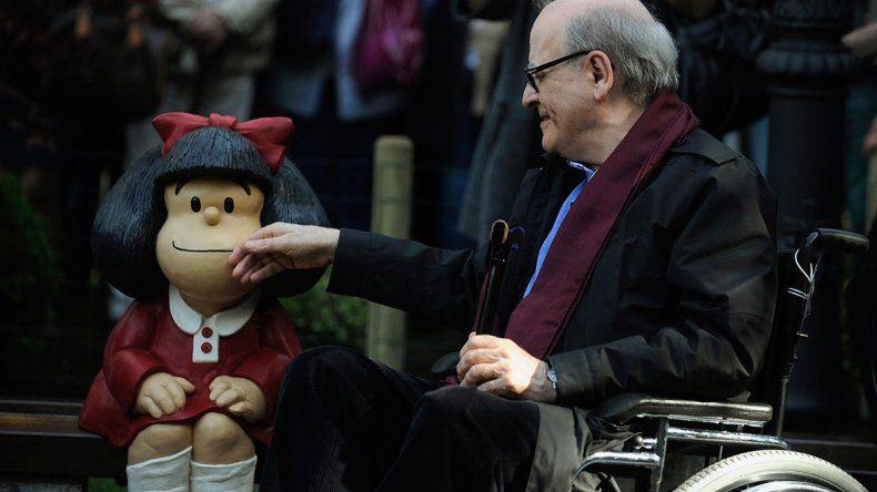 Quino es pro Mafalda