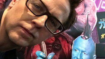 Disney echó al director de Guardianes de la Galaxia