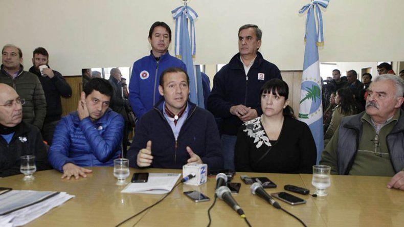 Gutiérrez anunció medidas e inversiones tras el apagón en el centro norte