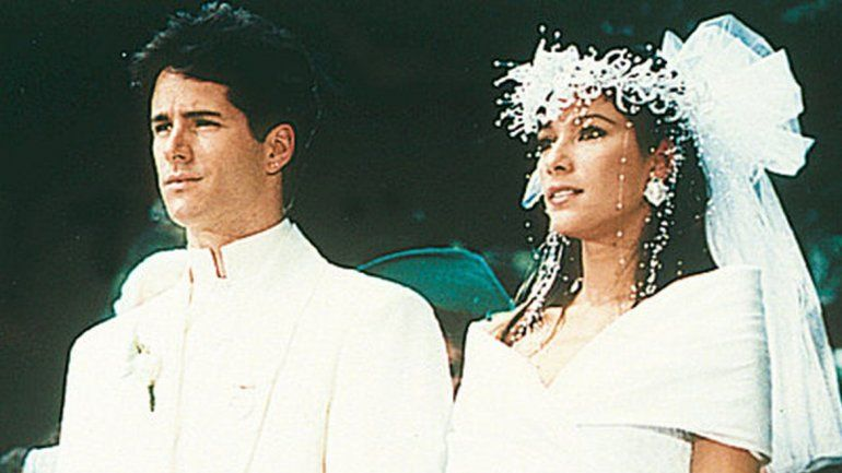 Cathy Fulop habló de la infidelidad de Fernando Carrillo el día su boda