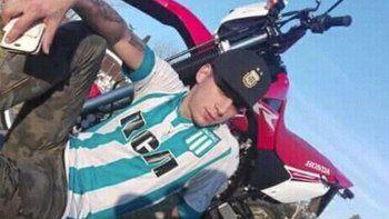 Federico Rearte tenía 22 años. Lo atropelló el hijo del diputado Walter Correa.