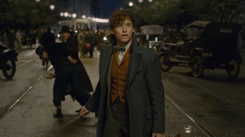 La cinta del nuevo mundo mágico de J. K. Rowling se estrenará en noviembre.