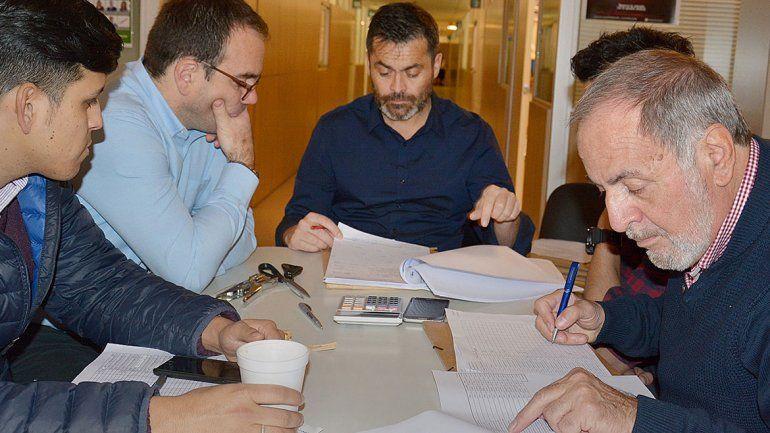 La apertura de sobres se produjo en el Centro Administrativo Ministerial.