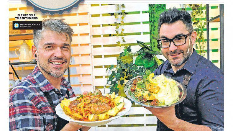 Cocineros Argentinos te enseña a hacer platos para todos los gustos