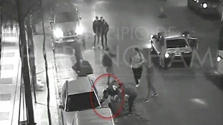 El ex delantero de Huracán está acusado de ser el autor material de la muerte de Facundo Espíndola