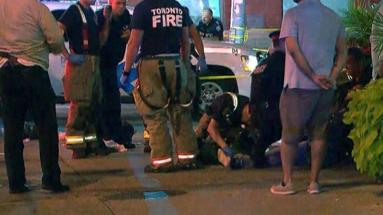Las autoridades aún no identificaron a ninguno de los fallecidos.