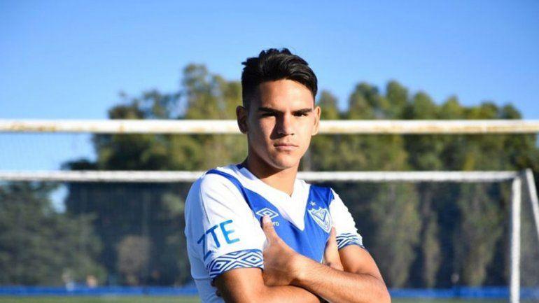 Franco Vega ya entrena con la Primera del Fortín.
