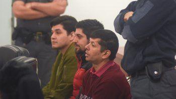 ratifican prision preventiva para tres de los condenados