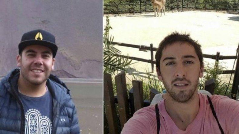 Felipe Osiadacz (28) y Fernando Candia (30) serán juzgados por homicidio y