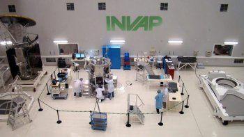 Anunciaron el lanzamiento del satélite del Invap
