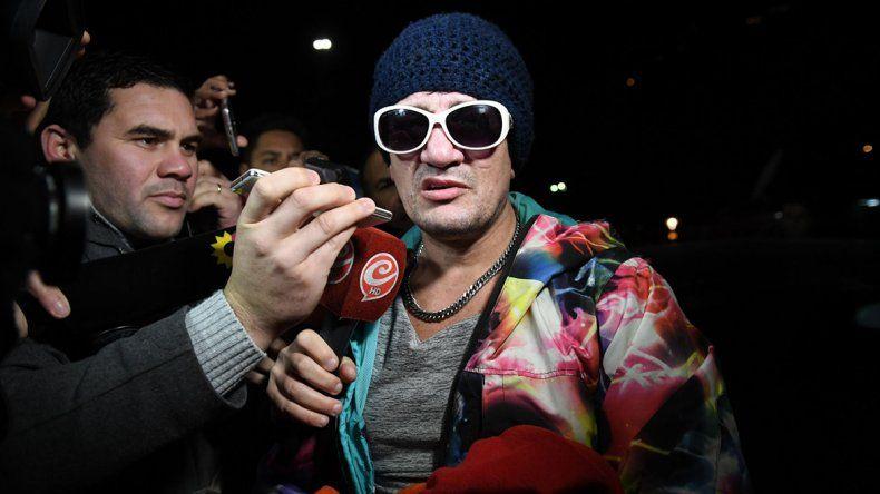 Confirmaron el procesamiento y la preventiva a Pity Álvarez