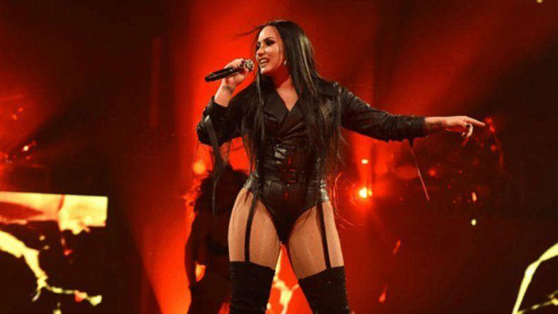 La cantante de 25 años estaba limpia desde 2012.