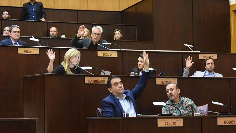 Una acotada sesión se llevará a cabo en la Legislatura