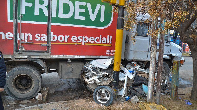 Tránsito: en la ciudad hay dos víctimas fatales al mes