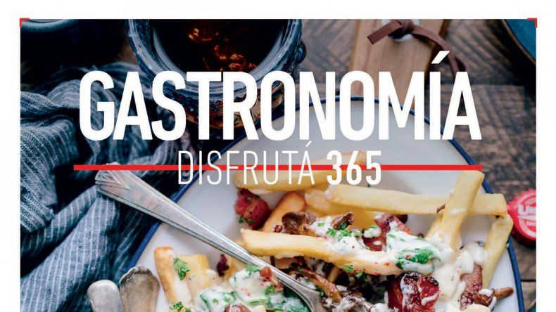 Gastronomìa: disfrutá de los beneficios de 365