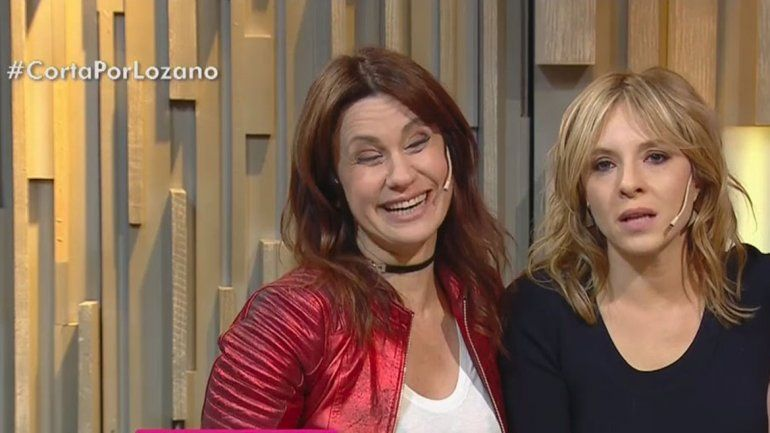 Ambas actrices confesaron que años atrás compartieron un hombre.