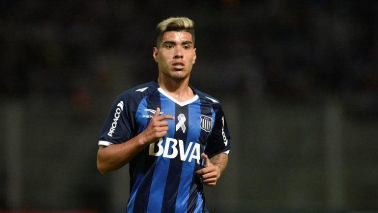 Olaza se encamina a ser jugador de Boca, sólo restan detalles.