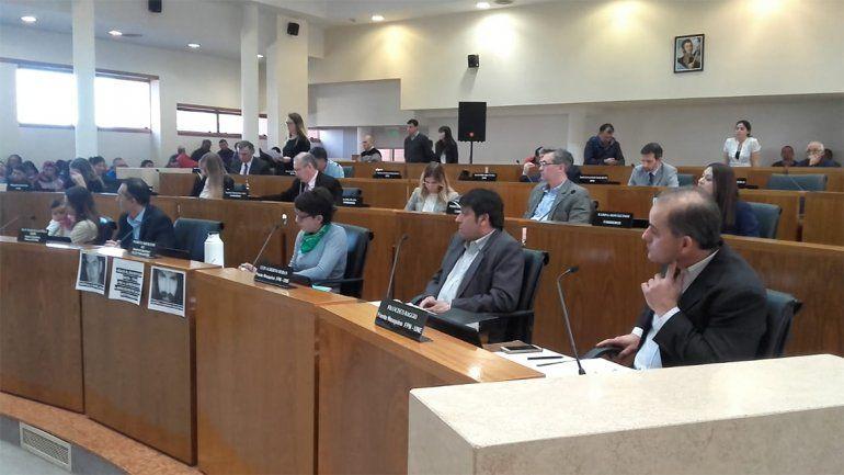 La polémica por los dichos de Albino se trasladó al Concejo