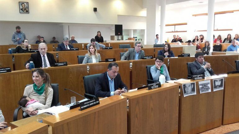 Jubilaciones municipales: qué se debatía en el Concejo