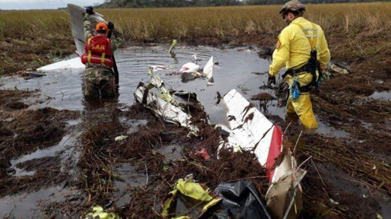 La nave cayó a 30 kilómetros de la zona en la que realizó el despegue.