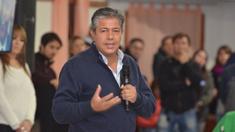 Figueroa endurece su posición en la interna del MPN