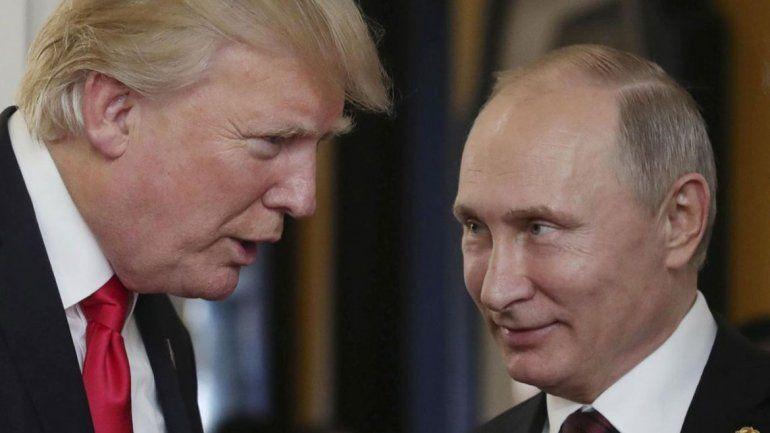 Trump y Putin están listos para visitarse