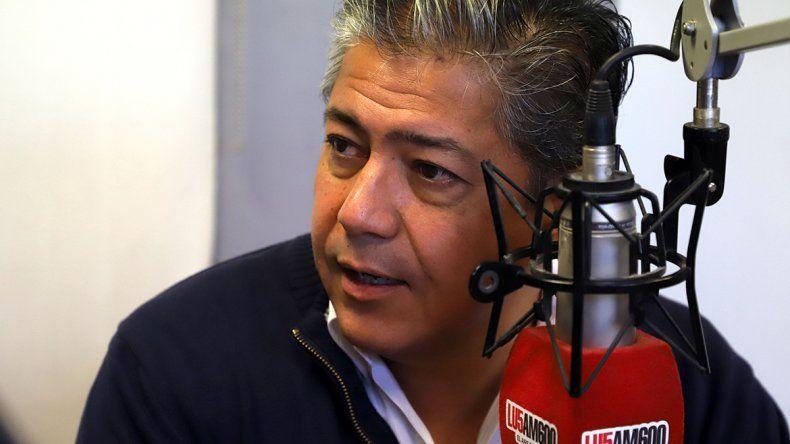 El vicegobernador Rolando Figueroa rechazó el recorte de las asignaciones familiares