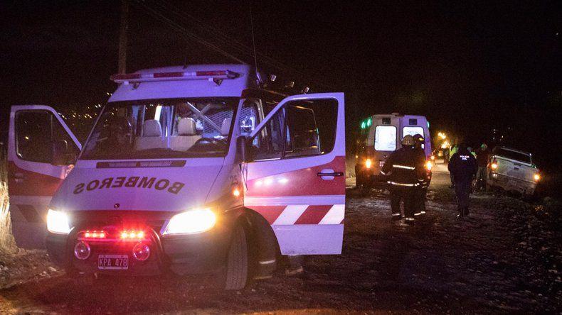 Trasladaron a Neuquén a la adolescente que fue atropellada por una camioneta