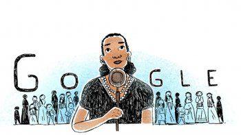 ¿Quién es la mujer que hoy Google le rinde homenaje?