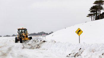 operativo nieve 2019: desplegaran 4 mil agentes en las rutas