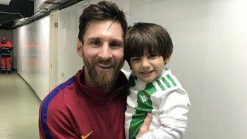 El video de Messi que llenó de ternura las redes