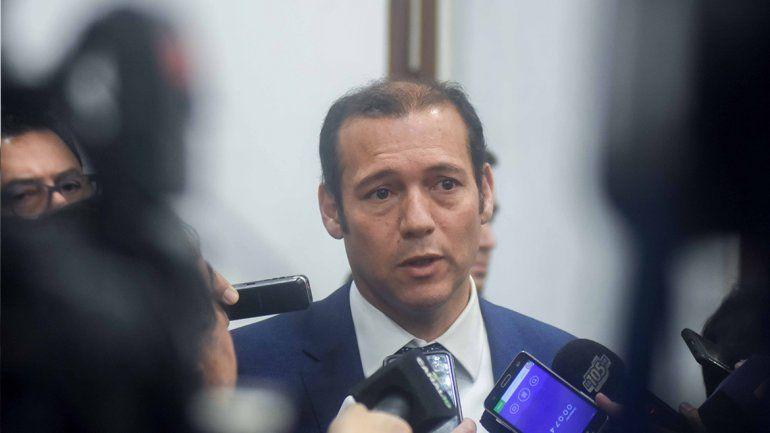 Gutiérrez reiteró que defenderá la caja del ISSN