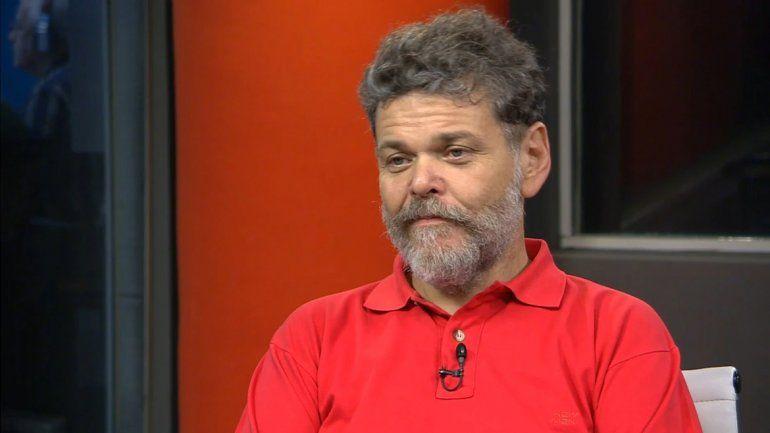Alfredo Casero denunció que un taxista le disparó a plena luz del día