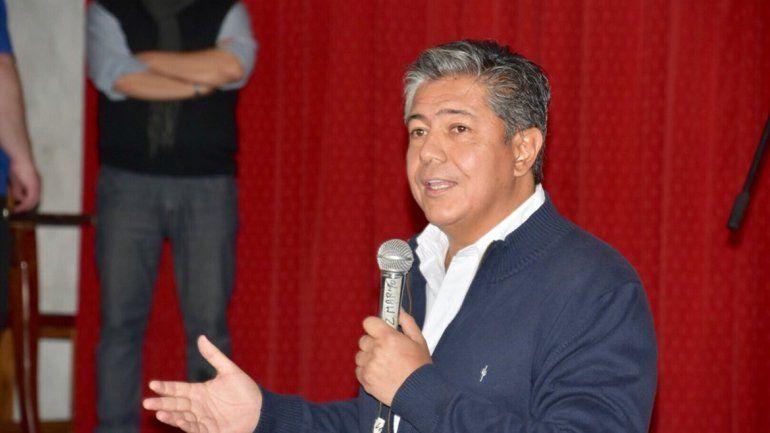 Figueroa cosechó apoyos y críticas  a su candidatura