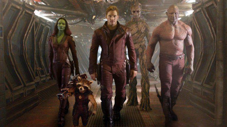 Los films de Gunn recaudaron más de u$s 1500 millones en todo el mundo.