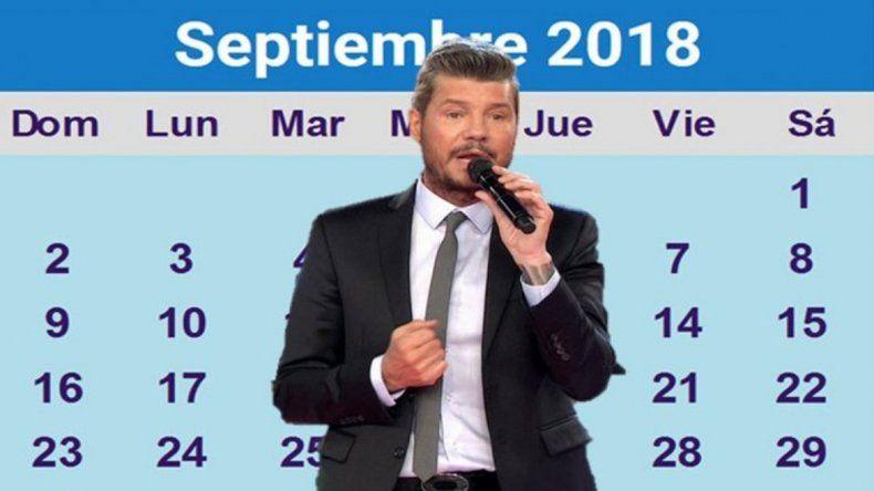 ¿Tinelli pospone el Bailando por miedo al exitoso 100 días de Sebastián Ortega?