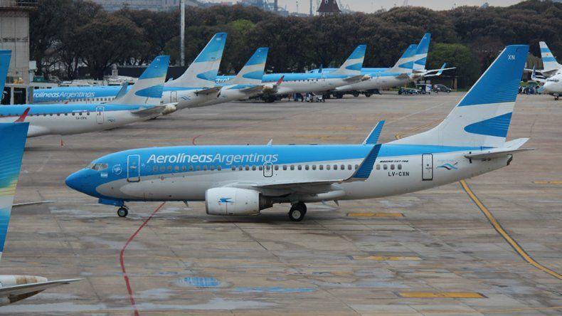 Pilotos acordaron con Aerolíneas Argentinas y desactivaron todas las medidas de fuerza