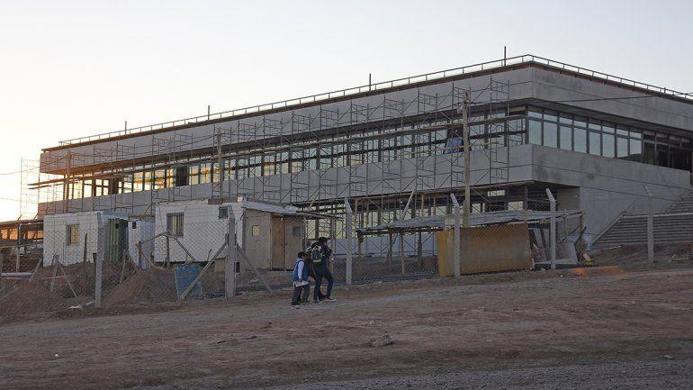 La Muni hará su mudanza al oeste a principios de 2019