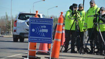 Radares: se postergaron las multas en la Ruta 22