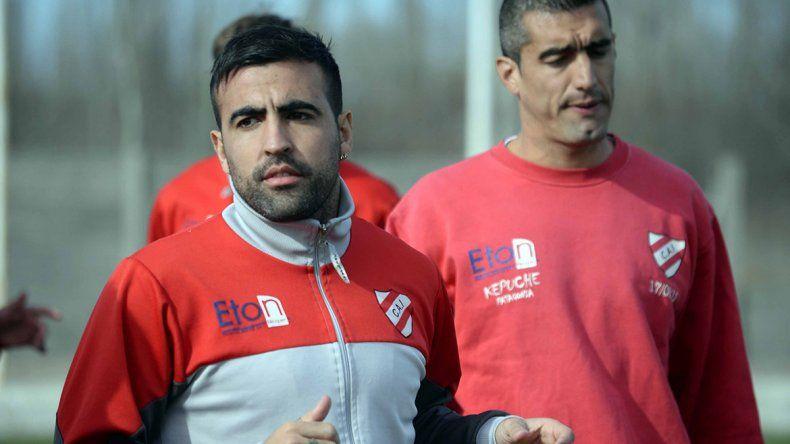 Manchafico fue uno de los referentes del Rojo en los últimos años.