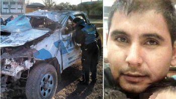 Condenaron a ex policía por robar y volcar un móvil ebrio