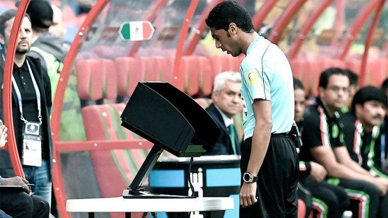 La liga brasileña será la primera en usar el VAR en el continente