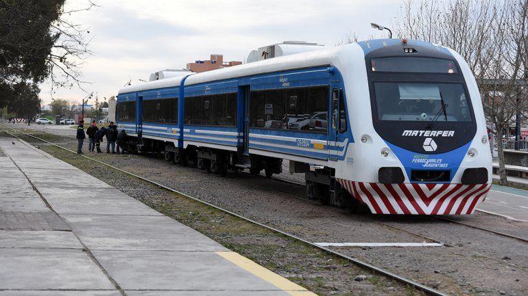 El Tren del Valle quedó parado por quinta vez en el año
