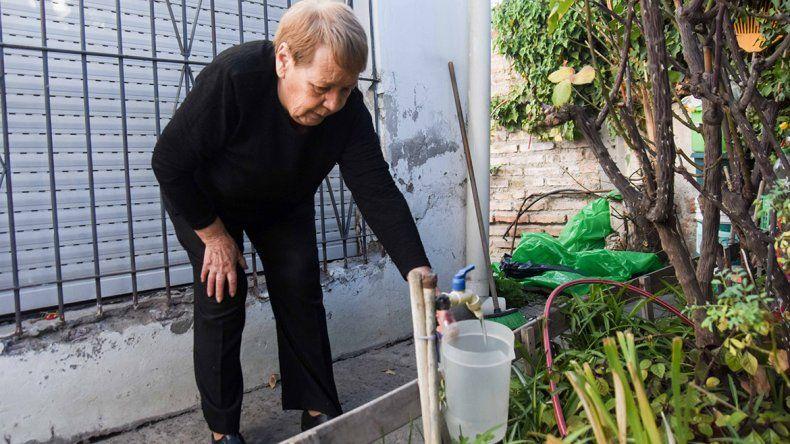 Villa María: 3 días sin agua y con los nervios de punta